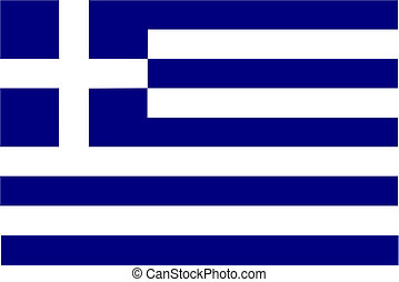 Flag of Greece