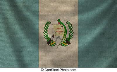 Flag of Guatemala.