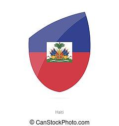 Flag of Haiti.