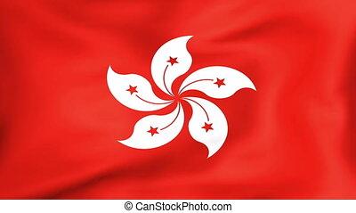 Developing the flag of Hong Kong
