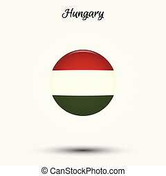 Flag of Hungary icon