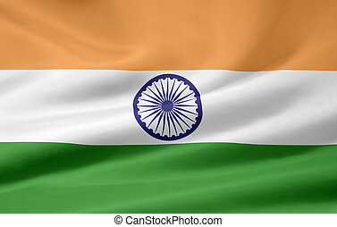 Flag of India - High resolution flag of India