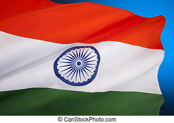 Flag of India - The National flag of India was adopted in ...