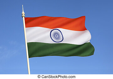 The National flag of India was adopted in its present form during a meeting of the Constituent Assembly held on 22 July 1947, when it became the official flag of the Dominion of India. The flag was subsequently retained as that of the Republic of India.