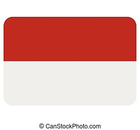 Flag of indonesia