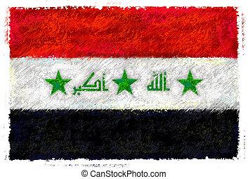 Flag of Iraq