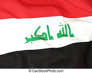 Flag of iraq