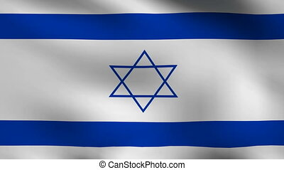 flag of israel background