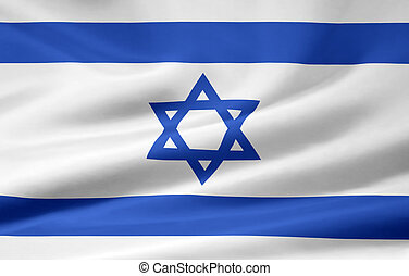 Flag of Israel - High resolution flag of Israel