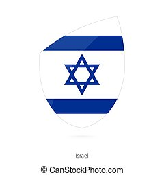 Flag of Israel.