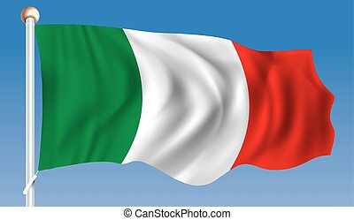 Flag of Italy