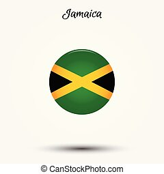 Flag of Jamaica icon