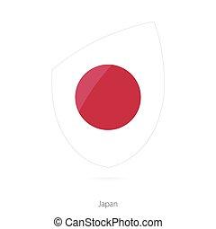 Flag of Japan.