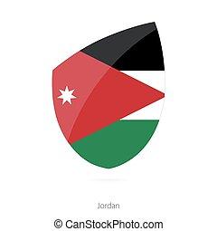 Flag of Jordan.