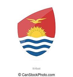 Flag of Kiribati.