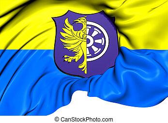 Flag of Krapkowice