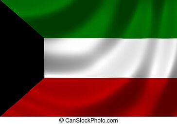 Flag of Kuwait