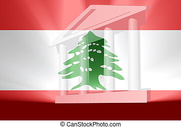 Flag of Lebanon government - Flag of Lebanon, national...