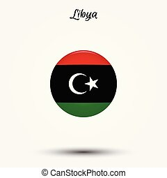 Flag of Libya icon