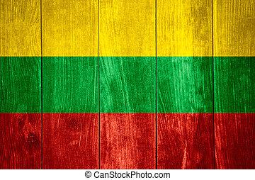 flag of Lithuania
