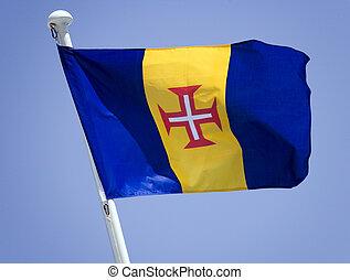 Flag of Madeira