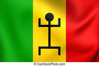 Flag of Mali Federation (1959-1961)
