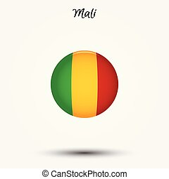 Flag of Mali icon