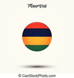 Flag of Mauritius icon