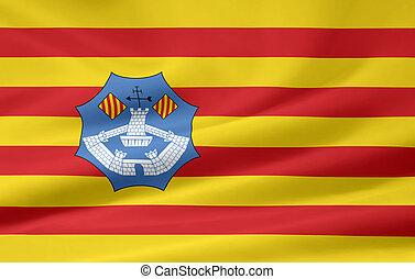 Flag of Menorca