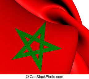 Flag of Morocco