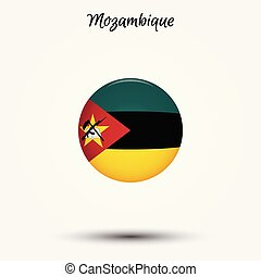Flag of Mozambique icon