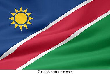 Flag of Namiba