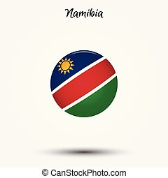 Flag of Namibia icon
