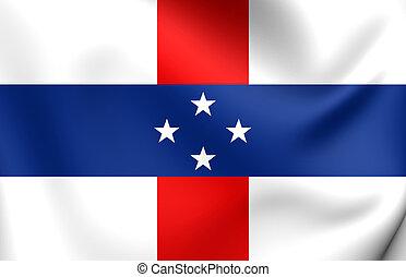 Flag of Netherlands Antilles (1954-2010)
