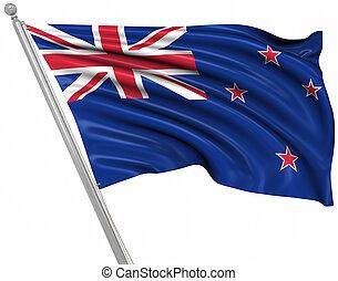 Flag of New Zealand