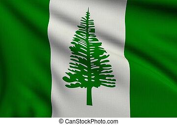 Flag of Norfolk
