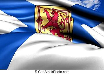 Flag of Nova Scotia