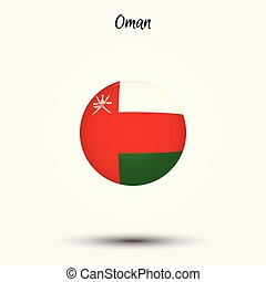 Flag of Oman icon