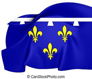 Flag of Orleanais