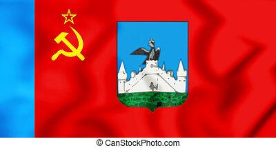 Flag of Oryol_(city)