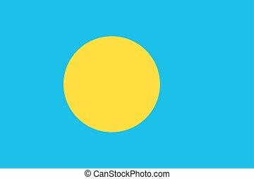 Flag of Palau