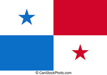 Flag of Panama.