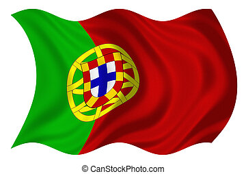 Flag of Portugl