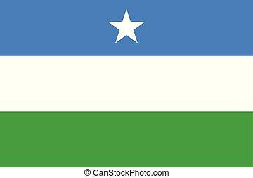 Flag of Puntland