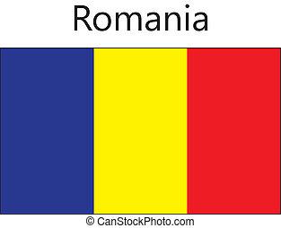 Romania - Flag of Romania