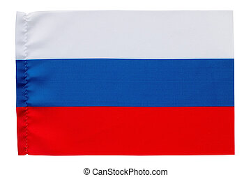 Flag of Russian Federation.