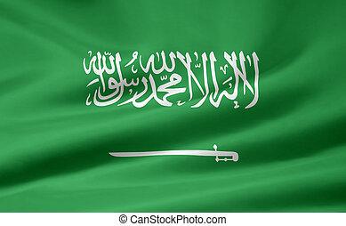 Flag of Saudi Arabia - High resolution flag of Saudi Arabia