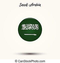 Flag of Saudi Arabia icon