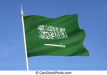 Flag of Saudi Arabia - The flag of Saudi Arabia has been ...