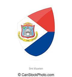 Flag of Sint Maarten.